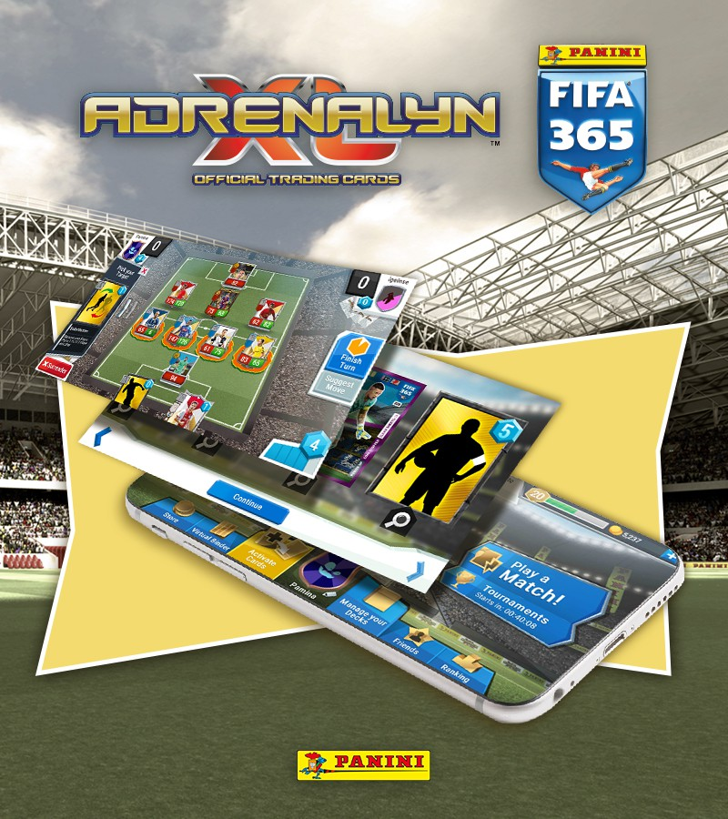Panini FIFA 365 Adrenalyn XL™ 2019